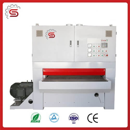 Heavy-Duty Wide-Belt sanding machine STR-RP1300 for sale