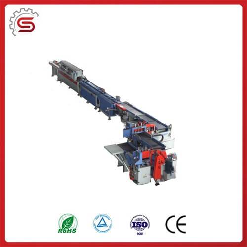 MHK1525L Automatic finer joint line for woodworking