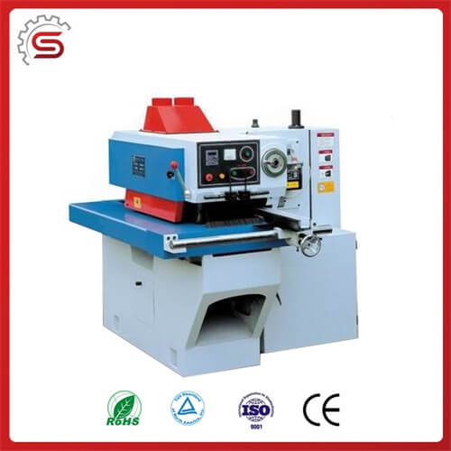 Hot-sales Muli-blade Round Sawing Machine MJ143 for workshop making