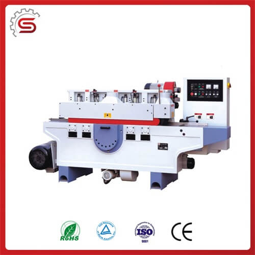 Furniture machinery MJ162 Muli-blade Round Sawing Machine made in china
