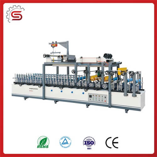 pvc Profile Wrapping Machine BF600A